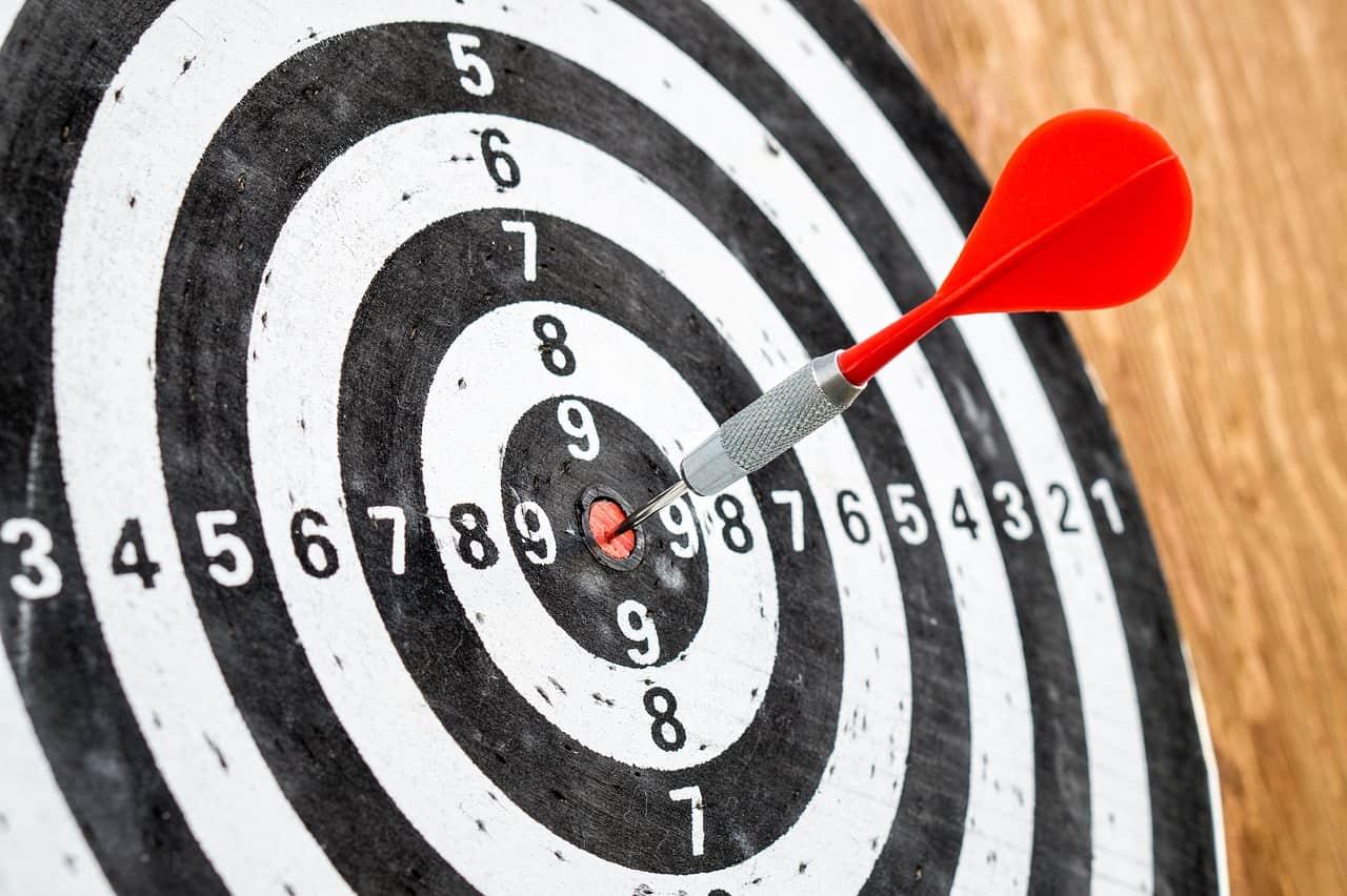 Der richtige Fokus führt zum Ziel