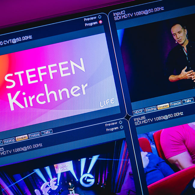 Motivationstrainer Steffen Kirchner