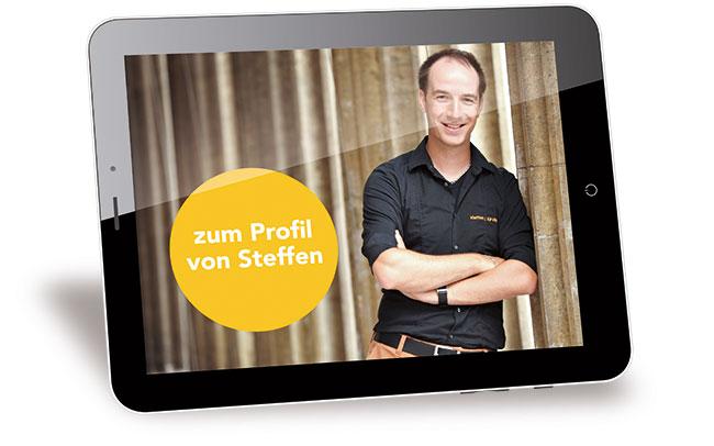 Profil von Motivationstrainer Steffen Kirchner