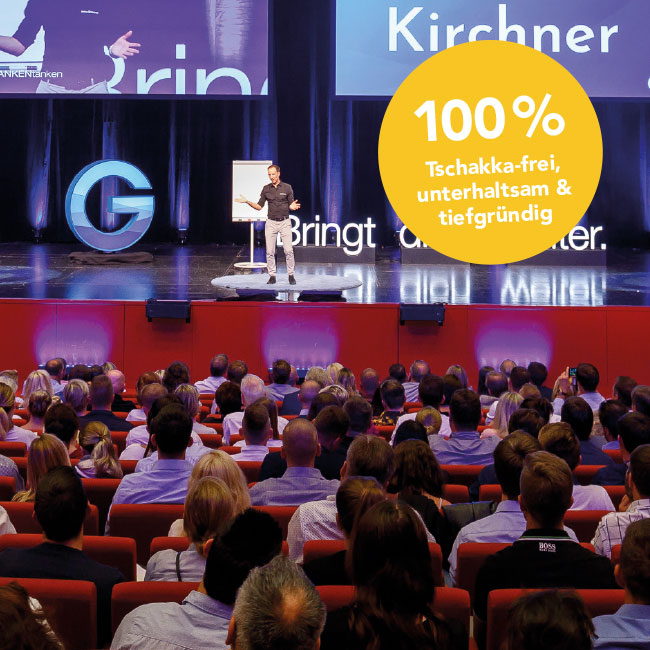 Steffen Kirchner: Vortragsredner, Keynotespeaker, Motivationstrainer & Mentalcoach
